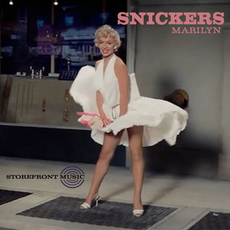 "Snickers – ""Marilyn"""