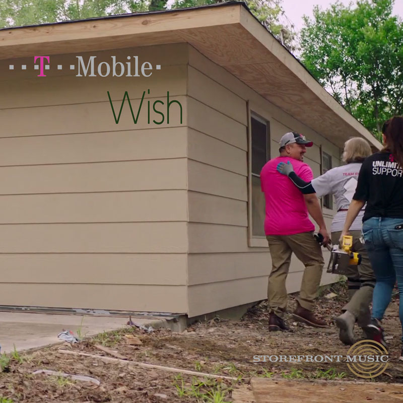 "T-Mobile ""Wish"""