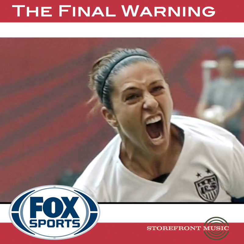 "Fox Sports ""The Final Warning"""