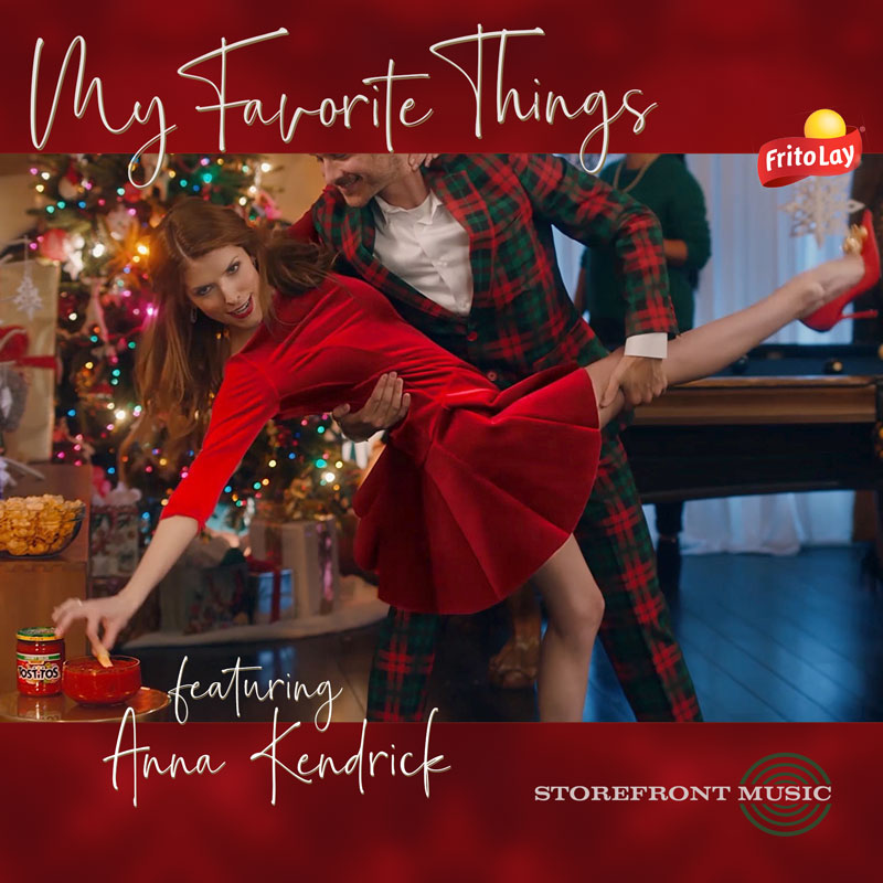 "Frito Lay – ""My Favorite Things"" (ft. Anna Kendrick)"