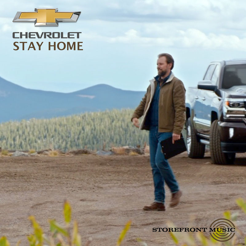 "Chevrolet – ""Stay Home"""