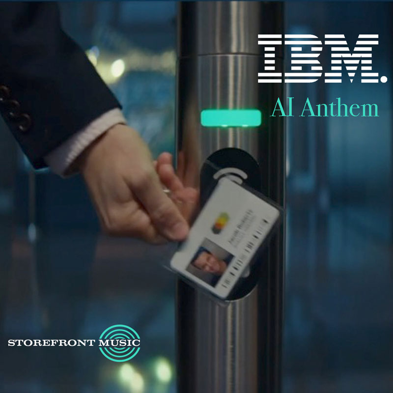 "IBM – ""AI Anthem"""