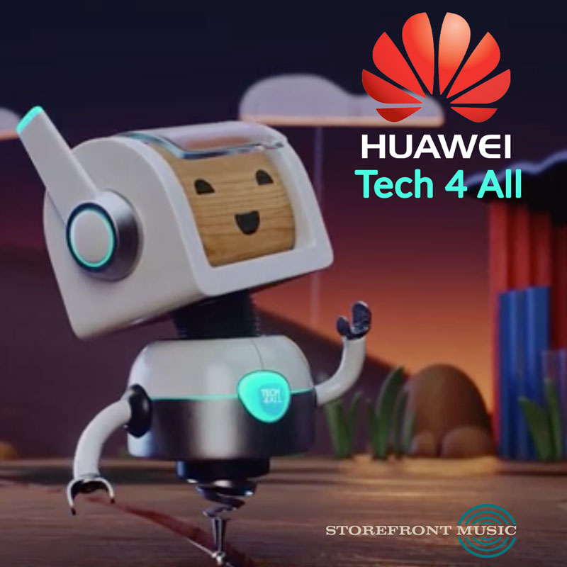 "Huawei ""Tech4All"""